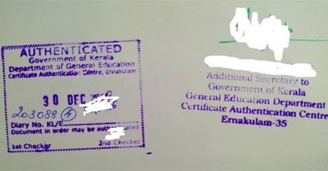 hrd for apostille and uae certificate attestation in pune mumbai chennai delhi
