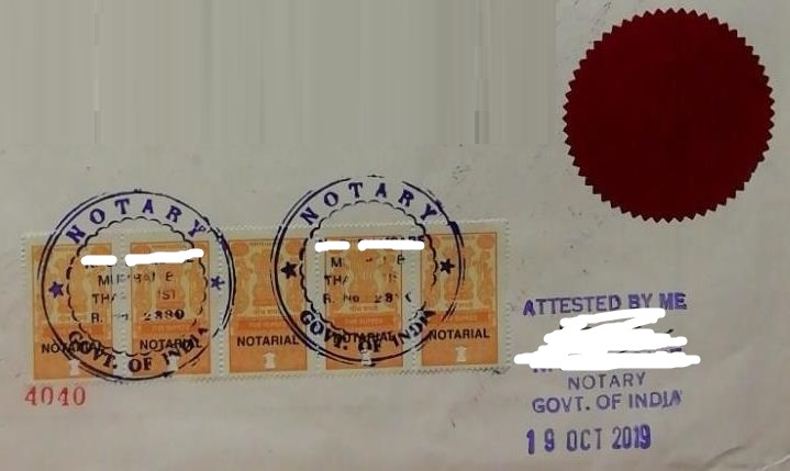 uae certificate apostille -Notary attestation in pune mumbai chennai delhi