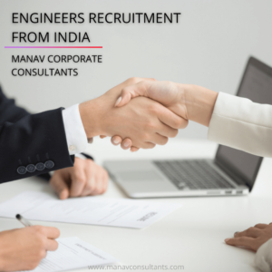 Recruit workers from India